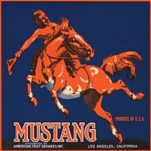 Mustang, American Fruit Growers
