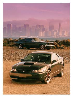 Mustang Bullitt GT