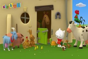 Farm Friends by Musti