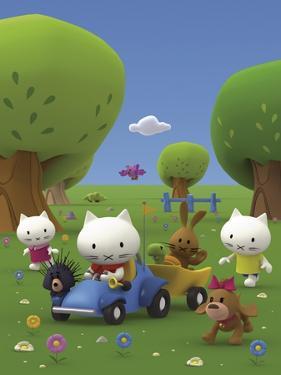 Go-Cart 1 by Musti