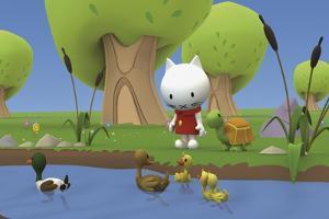 Little Duckling by Musti