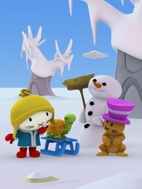 Winter by Musti