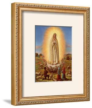 Mutter Gottes von Fatima