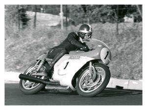 Mv Agusta Ago Racing Poster