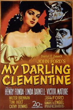 My Darling Clementine, 1946