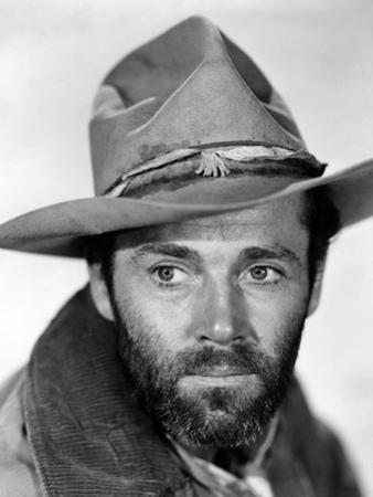 My Darling Clementine, Henry Fonda (As Wyatt Earp), 1946
