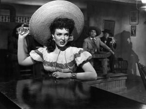 My Darling Clementine, Linda Darnell, 1946
