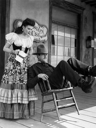My Darling Clementine, Linda Darnell, Henry Fonda (As Wyatt Earp), 1946