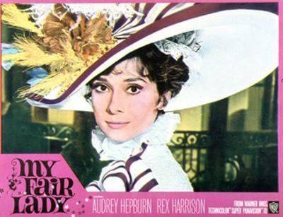 My Fair Lady, Audrey Hepburn, 1964