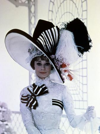 My Fair Lady, Audrey Hepburn, Directed by George Cukor, 1964