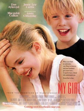 MY GIRL [1991], directed by HOWARD ZIEFF.