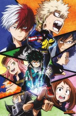 MY HERO ACADEMIA - FACES