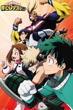 My Hero Academia - Heroes