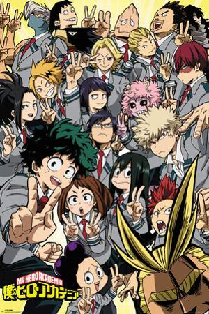 My Hero Academia - School Compilation