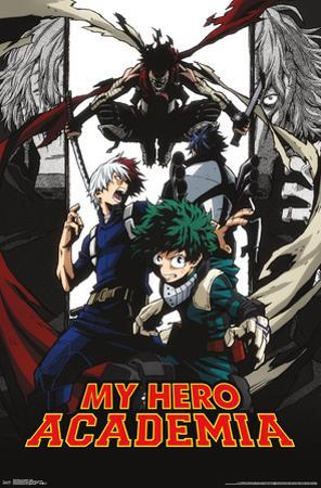 MY HERO ACADEMIA - STAIN