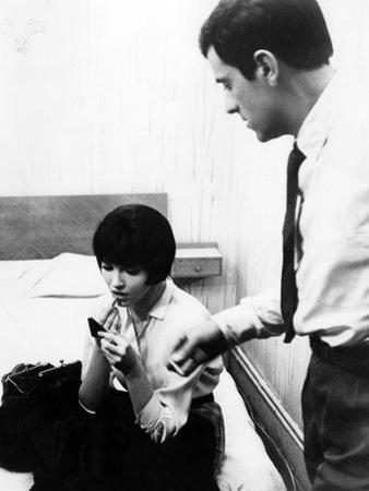 My Life to Live, (aka Vivre Sa Vie), Anna Karina at Left, 1962