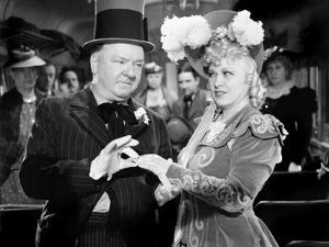 My Little Chickadee, W.C. Fields, Mae West, 1940