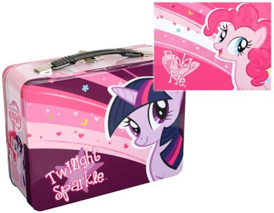 My Little Pony Large Tin Lunch Box