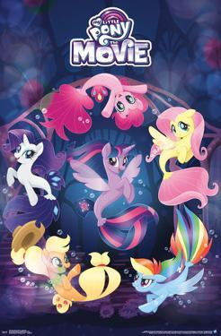MY LITTLE PONY MOVIE - UNDERWATER
