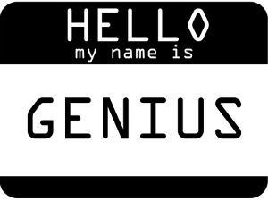 My Name Is Genius