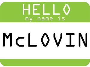My Name Is Mclovin