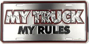 My Truck My Rules