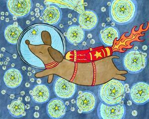 Astrodog by My Zoetrope