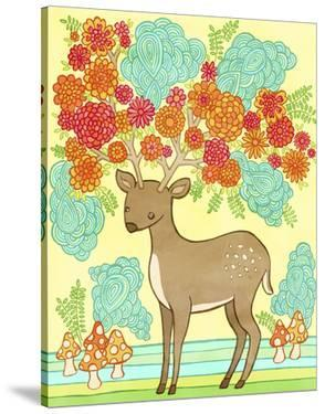 Deer Bloom by My Zoetrope