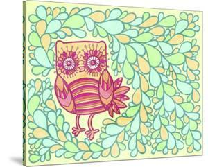Spring Owl by My Zoetrope