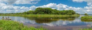 Myakka River in Myakka River State Park, Sarasota, Florida, USA