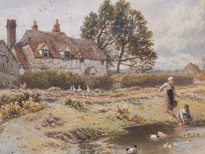 On the Common, Hambledon, Surrey, C.1865