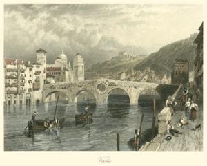 Verona by Myles Birket Foster