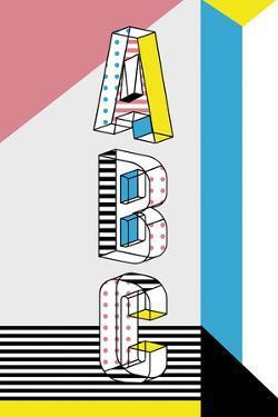 ABC Graphics by Myriam Tebbakha