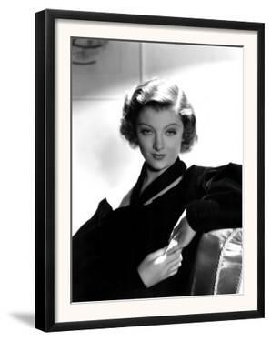 Myrna Loy, July 2, 1936