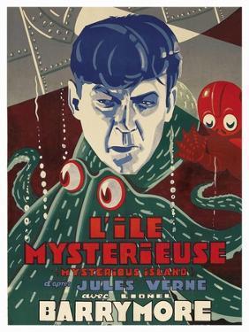 "Mysterious Island ""Lile Mysteriseus"""