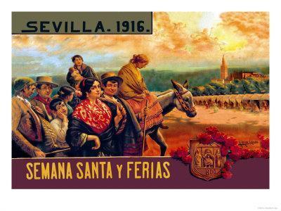 Sevilla Semania Santa y Ferias