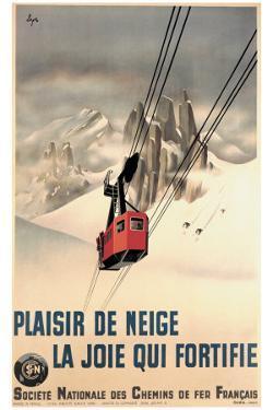 Plais De Neige by N^ Gerale