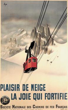 Plais De Neige by N. Gerale