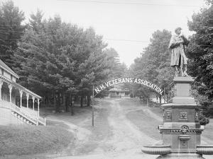 N.H. I.E. New Hampshire Veterans Association Grounds, Weirs, Lake Winnipesaukee, N.H.