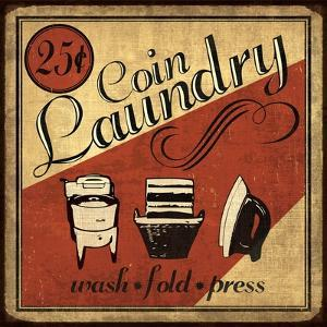 Coin Laundry Sq by N. Harbick
