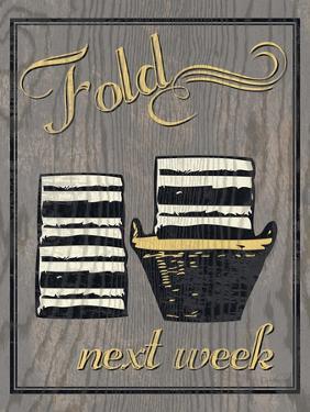 Fold - Gray by N. Harbick