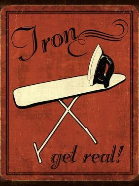Iron by N^ Harbick