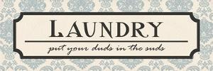 Laundry Suds by N^ Harbick