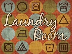 Laundry Symbols I by N. Harbick