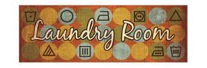 Laundry Symbols Panel I by N. Harbick