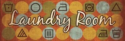 Laundry Symbols Panel I