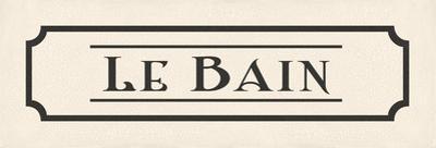 Le Bain by N. Harbick