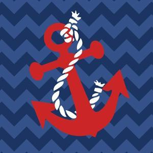 Nautical Anchor by N. Harbick