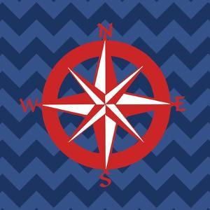 Nautical Compass by N. Harbick