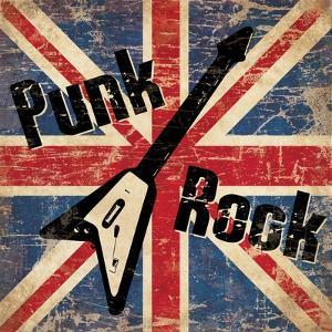 Punk Rock by N. Harbick